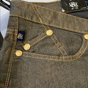 Rock & Republic New Money Berlin Skinny Jeans 6 M